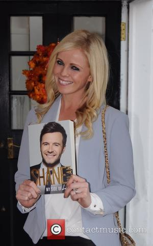 Gillian Filan - Shane Filan launches his autobiography 'My Side of Life' at Old Music Shop - Dublin, Ireland -...