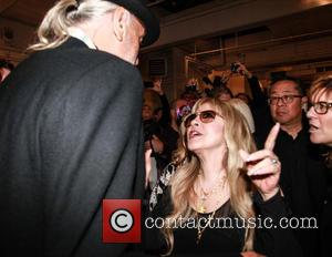 Mick Fleetwood - Stevie Nicks Exhibit at the Morrison Hotel...
