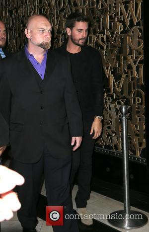 Scott Disick - Scott Disick Hosts 1 Oak Nightclub at 1 Oak Nightclub - Las Vegas, Nevada, United States -...