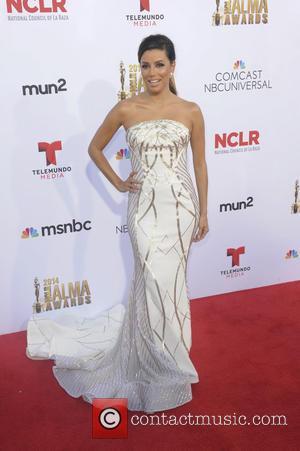 Eva Longoria - The 2014 ALMA Awards - Los Angeles, California, United States - Saturday 11th October 2014