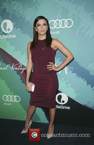 Eva Longoria - Variety Power of Women - Los Angeles, California, United States - Saturday 11th October 2014