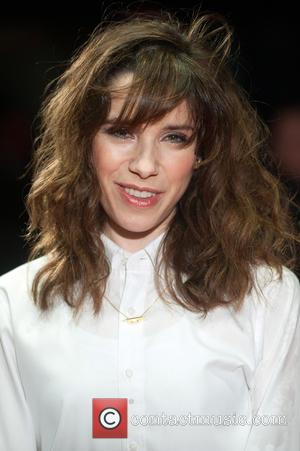 Sally Hawkins - Photo's from the screening of 'X + Y'at the British Film Institute's London Film Festival at Odeon...