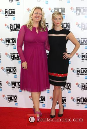 Reese Witherspoon and Cheryl Strayed - BFI London Film Festival - Wild press conference - London, United Kingdom - Monday...