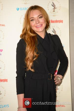 Lindsay Lohan's 'Photoshopped' Selfie Is Remarkably Carefree For Someone Allegedly Facing Legal Issues