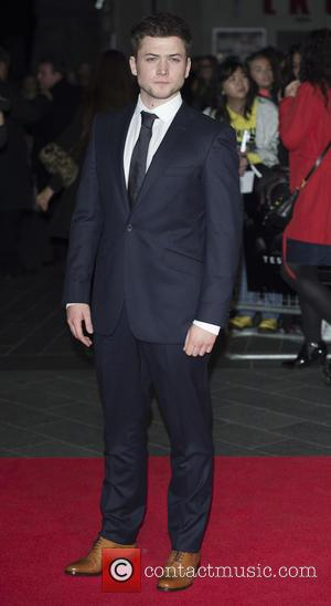 Taron Egerton - BFI London Film Festival - London, United Kingdom - Tuesday 14th October 2014