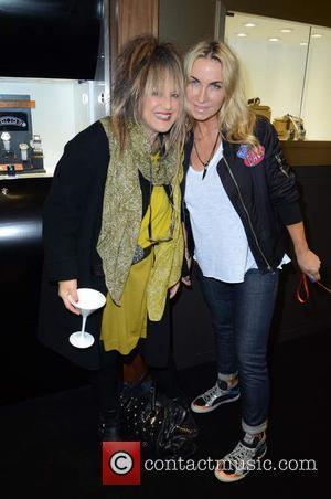Elizabeth Emmanuel and Meg Mathews - Celebrities attend David Haye's PT Club launch party - London, United Kingdom - Tuesday...