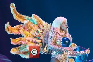 Lady Gaga - Lady Gaga performs live in Birmingham at NIA - Birmingham, United Kingdom - Wednesday 15th October 2014