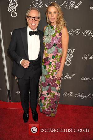 Tommy Hilfiger and wife Dee Ocleppo - A variety of celebs were photographed on the red carpet at the Angel...