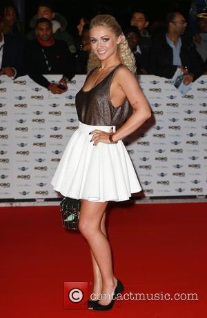 Alexa Goddard - 2014 MOBO Awards - Arrivals - London, United Kingdom - Wednesday 22nd October 2014