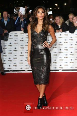 Nicole Scherzinger - A variety of stars from the music industry attended the MOBO Awards 2014 which was held at...