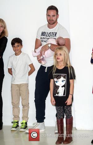 Kieran Hayler, Junior, Jett and Princess Tiaamii