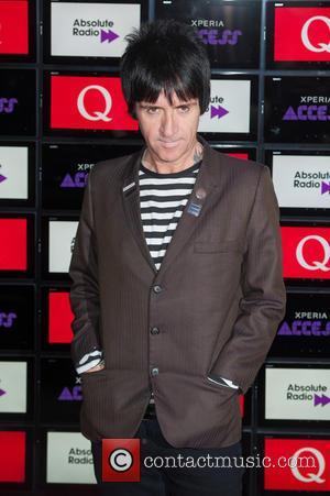 Johnny Marr, The Q Awards, Grosvenor House