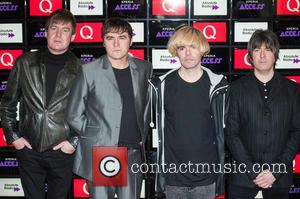 The Q Awards, Grosvenor House, Charlatans
