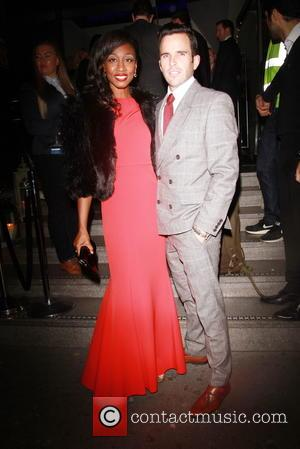 Beverley Knight and Husband James O'keefe