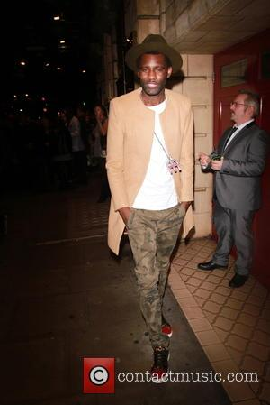 Wretch 32 - Opening night of 'Memphis' the musical at the Shaftesbury Theatre in London - Departures at Shaftesbury Avenue,...
