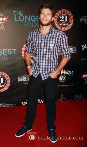 Scott Eastwood - Many stars attended the Pabst Blue Ribbon 21st anniversary party which was held at the Tyson FanZone...