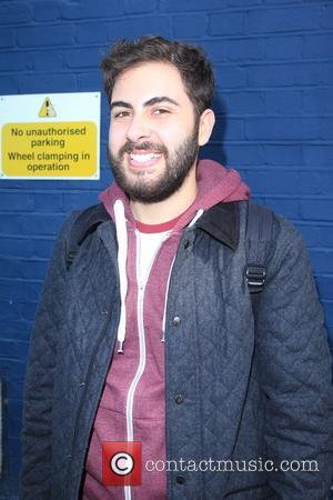 Andrea Faustini - X Factor finalists arrive at the music studio for rehearsals at x factor - London, United Kingdom...