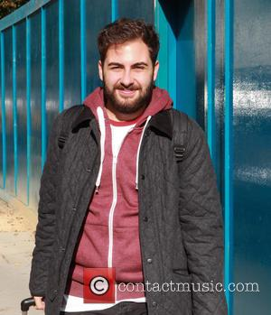 Andrea Faustini - X factor finalists arrive at the music studio for rehearsal - London, United Kingdom - Monday 27th...