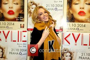 Kylie Minogue - An impressive list of global celebrities, including Britney Spears, Kylie Minogue, Wayne Rooney, Jessie J, Sarah Jessica...