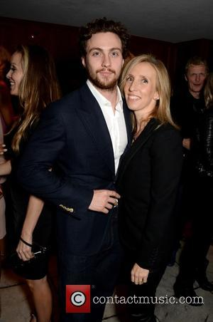 Aaron Taylor-Johnson and Sam Taylor-Wood - The best of British and U.S. contemporary art joined forces for an unforgettable night...
