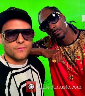 Tomi, Snoop Lion and Snoop Dogg - Photographs from the making of Tomi's 'Say Say Say' music video shoot which...