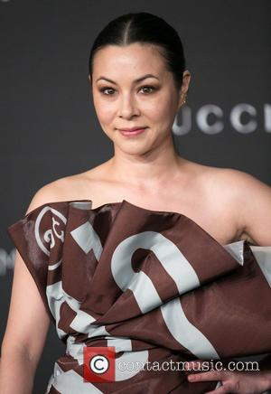China Chow - Celebrities attend 2014 LACMA Art + Film Gala honoring Barbara Kruger and Quentin Tarantino presented by Gucci...