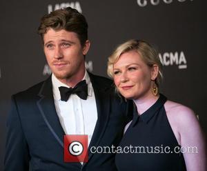 Garrett Hedlund and Kirsten Dunst - Celebrities attend 2014 LACMA Art + Film Gala honoring Barbara Kruger and Quentin Tarantino...