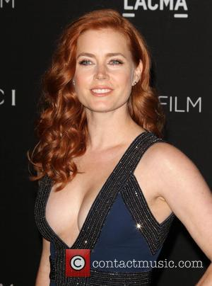 Amy Adams - 2014 LACMA Art + Film Gala Honoring Barbara Kruger and Quentin Tarantino Presented by Gucci held at...