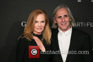 Marg Helgenberger and Alan Finkelstein - Celebrities attend 2014 LACMA Art + Film Gala honoring Barbara Kruger and Quentin Tarantino...