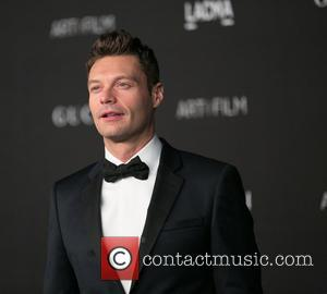 Ryan Seacrest - Celebrities attend 2014 LACMA Art + Film Gala honoring Barbara Kruger and Quentin Tarantino presented by Gucci...