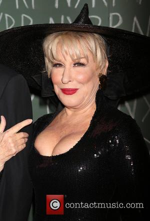 Bette Midler - The 2014 New York Restoration Project's Hulaween held at the Waldorf Astoria Hotel - Arrivals. at Waldorf...