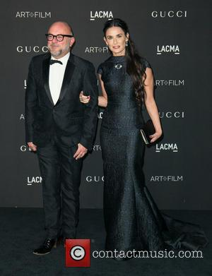 Guest and Demi Moore