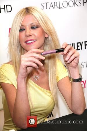 Tara Reid - American actress' Tara Reid and Masiela Lusha were photographed as they launched their signature 'Starlooks' cosmetics line...