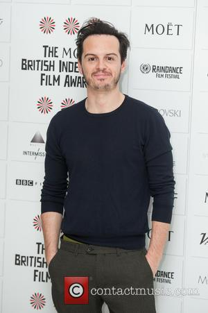 Andrew Scott - The Moet British Independent Film Awards Nominationas Announcement held in St Martin's Lane. - London, United Kingdom...