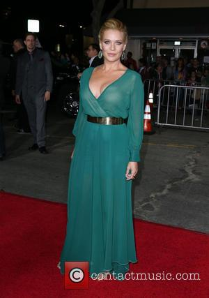 Laurie Holden - Shots from the red carpet as the stars arrived for the Los Angeles premiere of