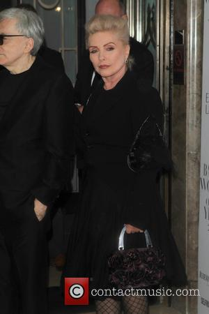 Deborah Harry - A variety of female stars attended the American fashion magazine 'Harper's Bazaar' Women of the Year Awards...