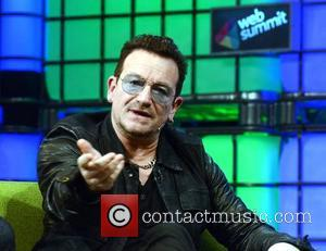 Bono Involved In Mid-air Drama On Flight To Berlin