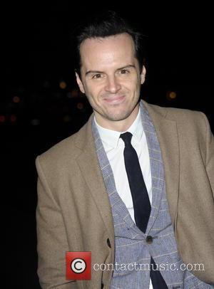 Andrew Scott - Stonewall Awards held at the Victoria and Albert Museum - Outside Arrivals - London, United Kingdom -...