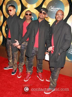 Jodeci Reunite At Soul Train Awards