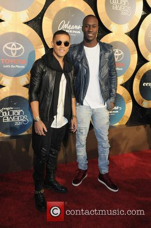 Nico and Vinz - Photographs of a variety of stars as they arrived at the Soul Train Awards 2014 which...