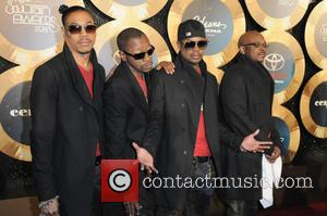 Jodeci Star K-ci Hit With Tax Lien