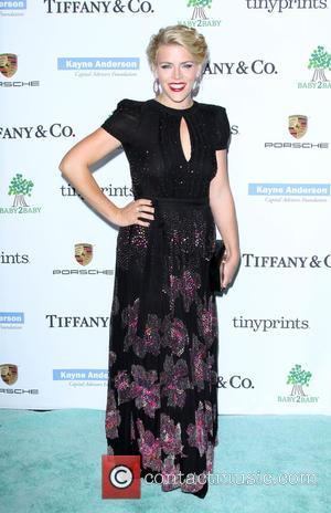 Busy Philipps - A variety of stars were photographed as they arrived at the 2014 Gala held by Baby2Baby which...