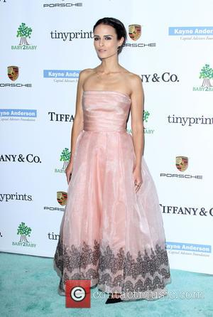 Jordana Brewster - A variety of stars were photographed as they arrived at the 2014 Gala held by Baby2Baby which...