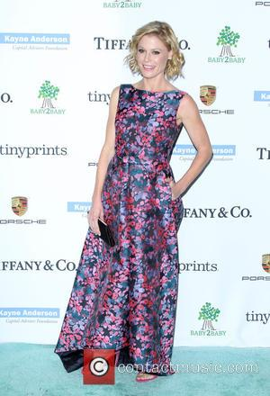 Julie Bowen - A variety of stars were photographed as they arrived at the 2014 Gala held by Baby2Baby which...