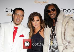 French Montana, Khloé Kardashian, Snoop Lion and Snoop Dogg - Premium vodka manufacturer Ciroc Pineapple hosted American rapper French Montana's...