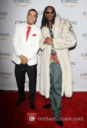 French Montana, Snoop Lion and Snoop Dogg