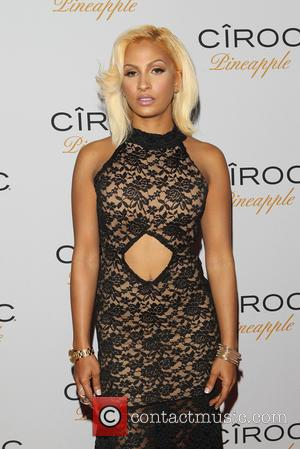Zoe Yang - Premium vodka manufacturer Ciroc Pineapple hosted American rapper French Montana's birthday party which was held at a...
