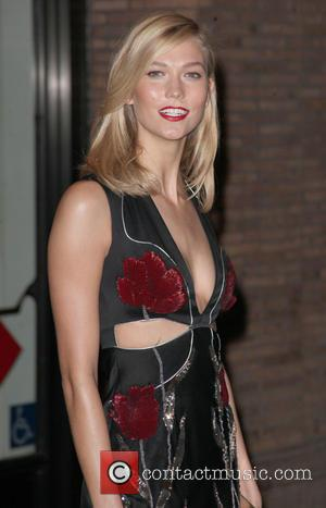 Karlie Kloss - Shots of a variety of stars as they arrived outside the Glamour Women of The Year Awards...