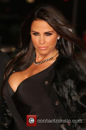 Katie Price - World premiere of 'The Hunger Games: Mockingjay - Part 1' - Arrivals - London, United Kingdom -...