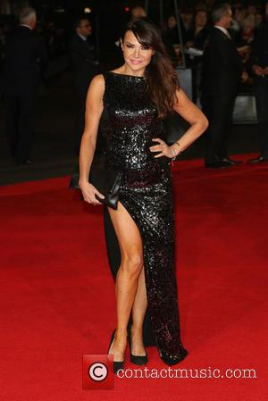 Lizzie Cundy - 'Shots from the red carpet ahead of the world premiere of the latest film in the Hunger...